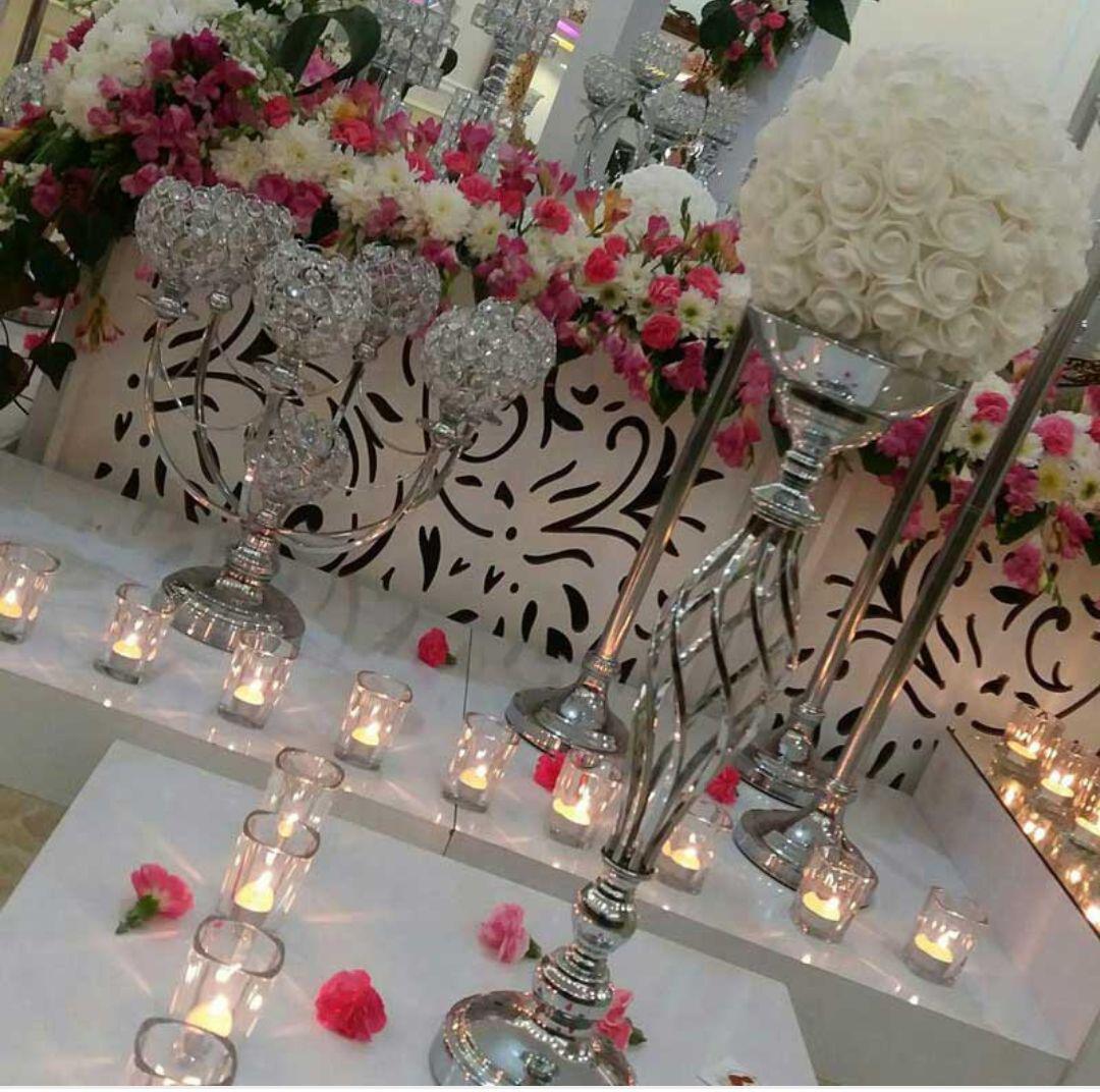 شمعدان تزئینی عروس