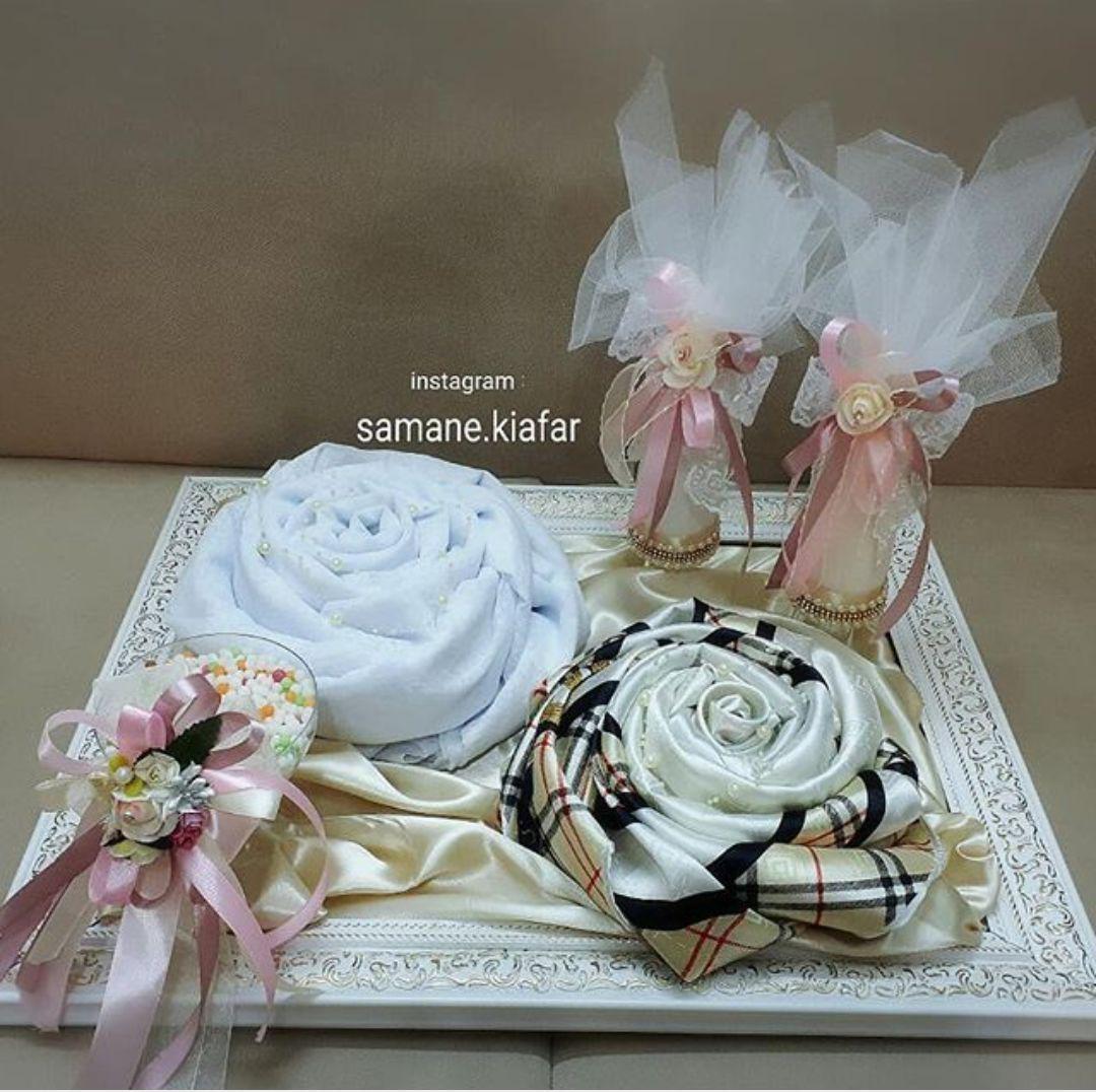تزئین کادوی عروس