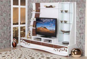 انواع دکوری های مدرن میز تلویزیون