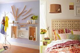 چیدمان اتاق با دکوری چوبی
