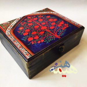 جعبه چوبی کادویی محبوبتان
